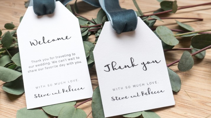 wedding vendor image gifting-favours